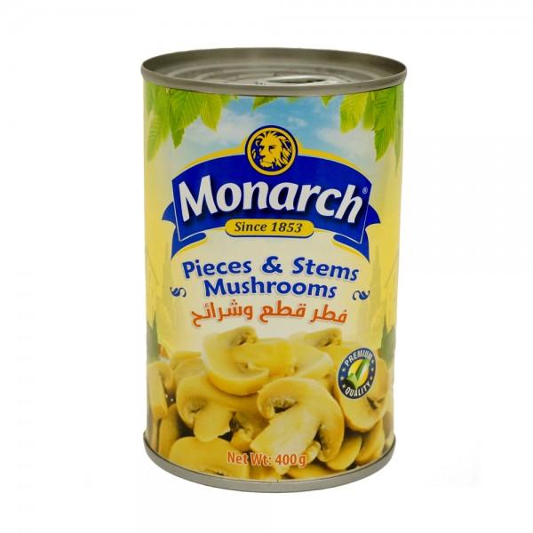 Monarch Pieces & Stems Mushrooms