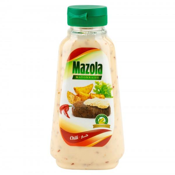 Mazola Mayonnaise Chili