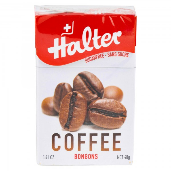 Halter Coffee 40G