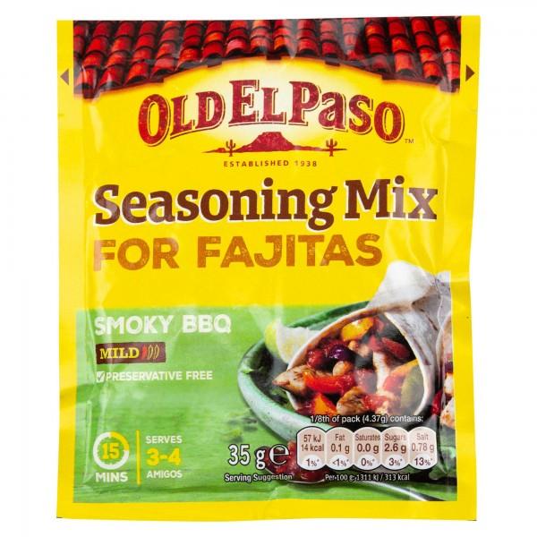 Old El Paso Fajita Seasoning Mix 28G