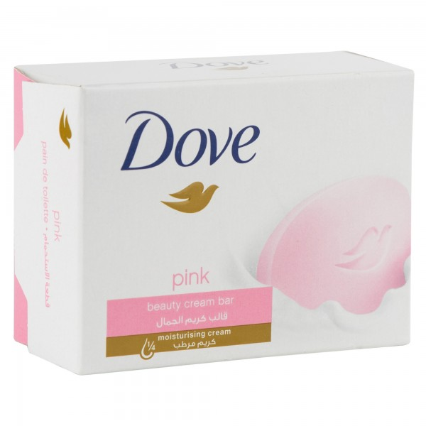 Dove Beauty Cream Bar Pink 100G