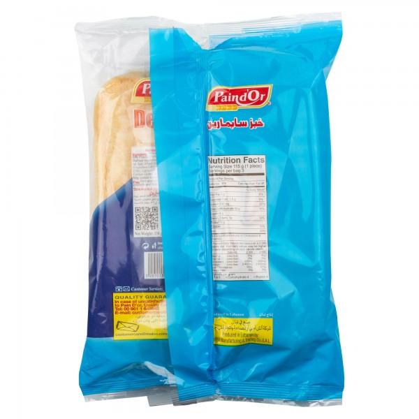 Pain Dor Club Sandwich White 1.3kg
