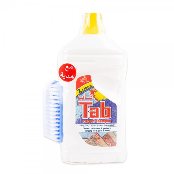 Tab Carpet cleaner 2L