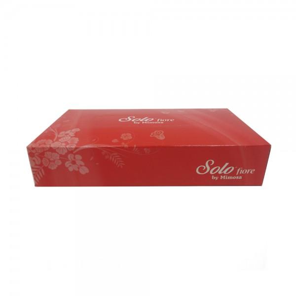 SOLO FACIAL TISSUE BOX
