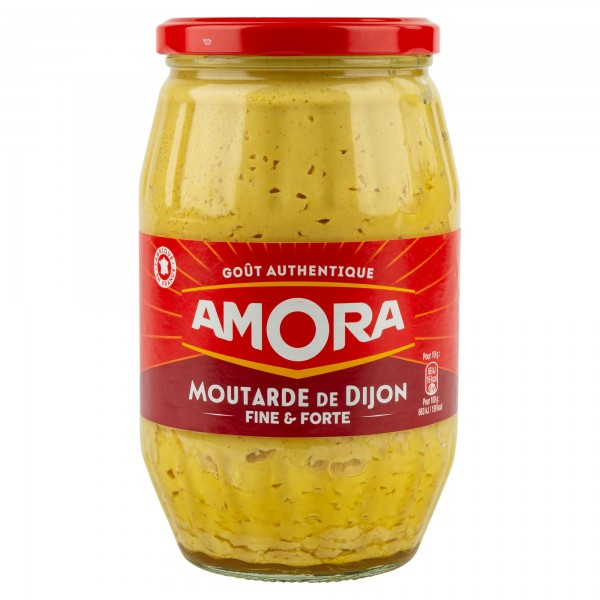 Amora Moutarde De Dijon Fine & Forte 915G