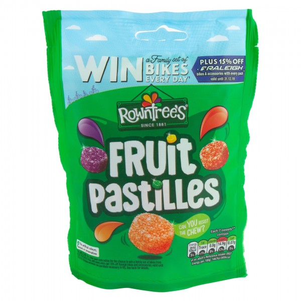 Nestle Rowntrees Fruit Pastilles 53G