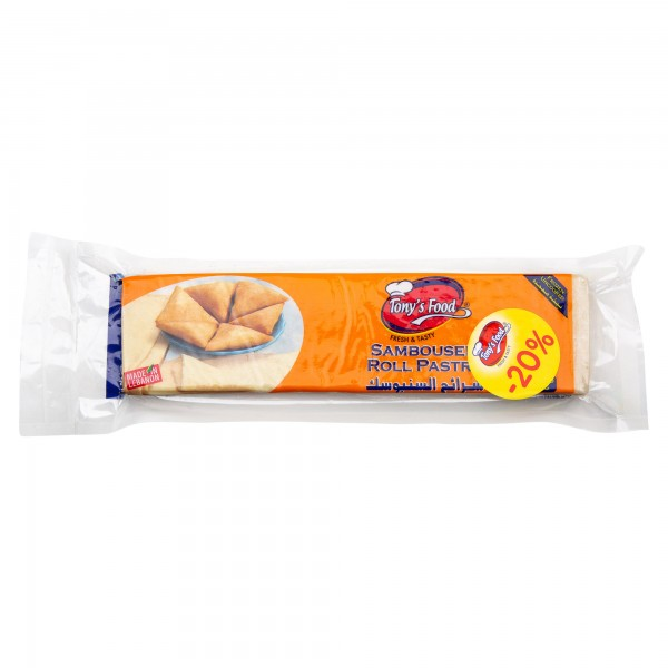 Tony's Food Sambousek Roll Pastry 400G