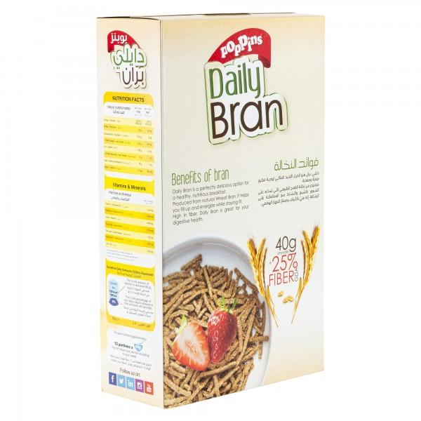 Poppins Daily Bran Breakfast Sticks 500G