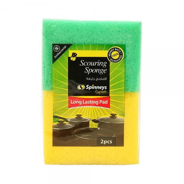 Spinneys Antibacterial Scouring Sponge