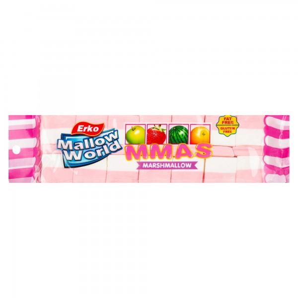 Erko Gluten & Fat Free Strawberry Marshmallows Halal 140G