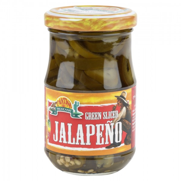 Cantina Jalapeno Sliced 210ml