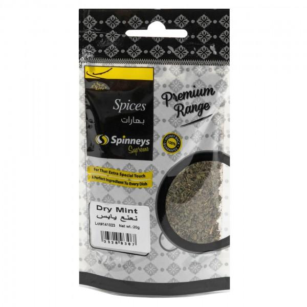 Spinneys Dry Mint 20G