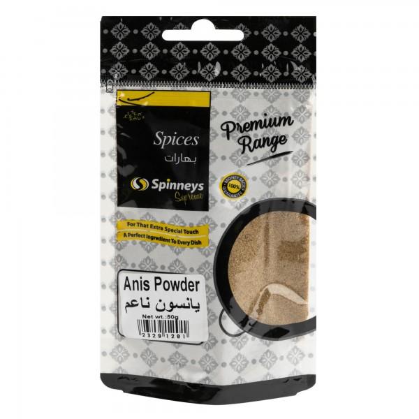 Spinneys Anis Powder 50G
