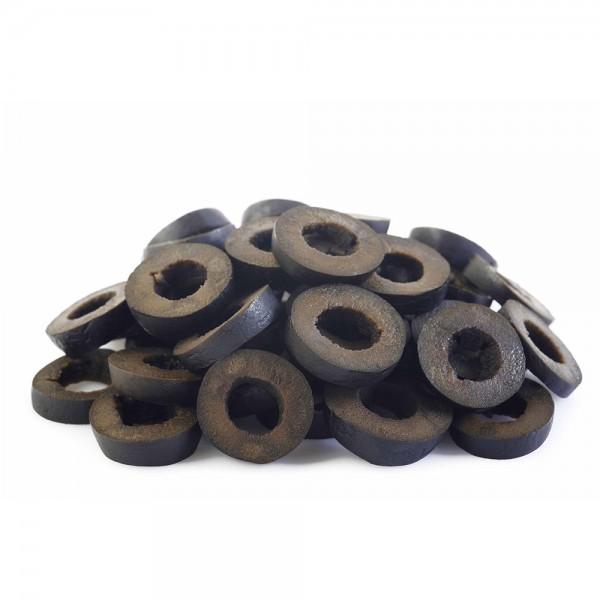 Sliced Black Olives