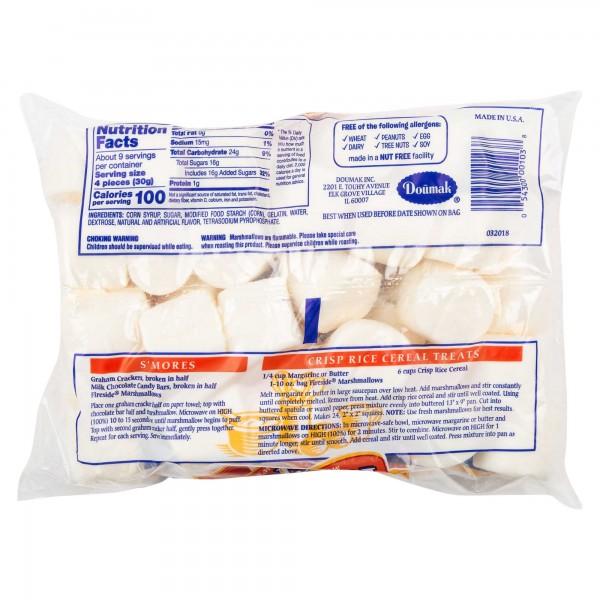 Doumak Campfire Gluten & Fat Free White Marshmallows 283G