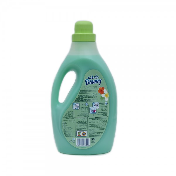 Downy Liquid Fabric Conditioner Jasmine Green Fragrance 3L