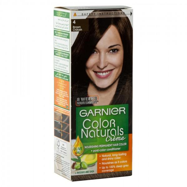 Garnier Color Naturals 4 Borwn 1Pc