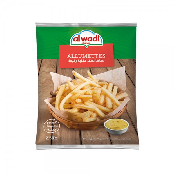 Al Wadi Al Akhdar Pommes Allumettes