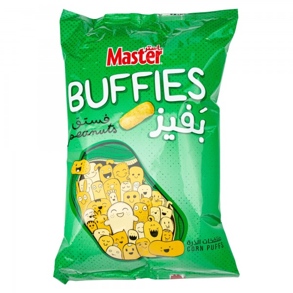 Master Buffies Peanuts 80g