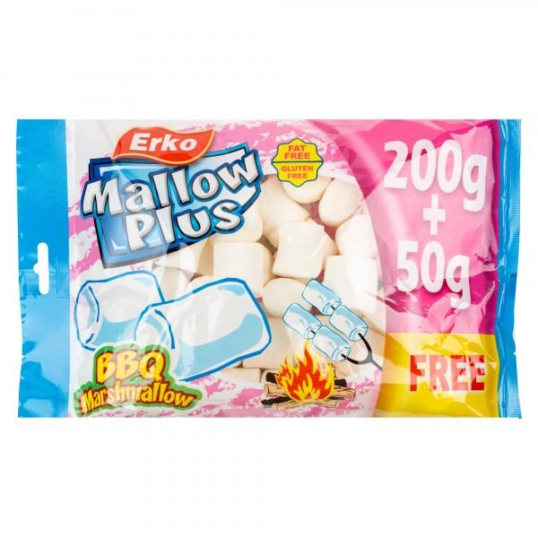 Erko Gluten & Fat Free Mr.BBQ Marshmallows Halal 220G