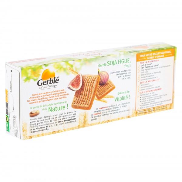 Gerble Biscuit Soja Figue 270G