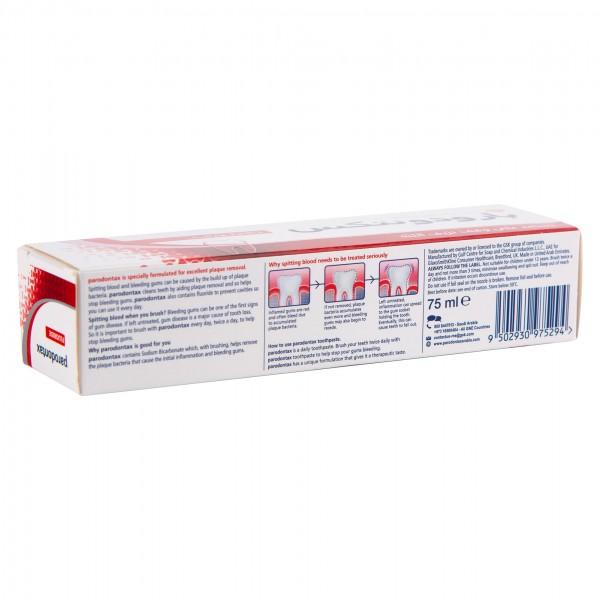 Parodontax Fluoride Toothpaste 75ml