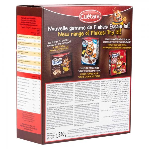 Cuetara Choco Flakes 375G