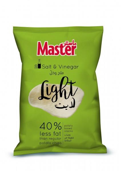 Master Marini Light Salt+Vinegar - 73G