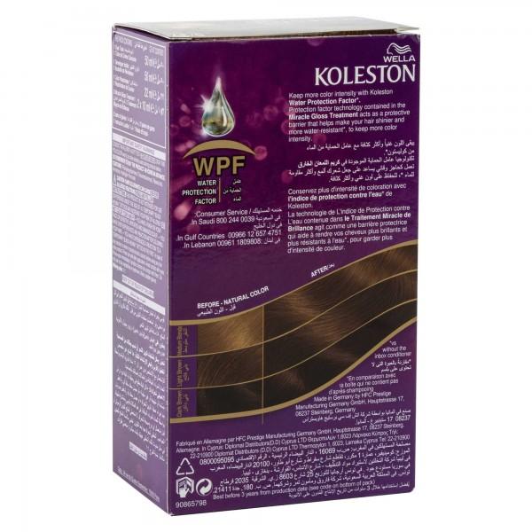 Wella Koleston Brilliant Brown 5/37 120ml