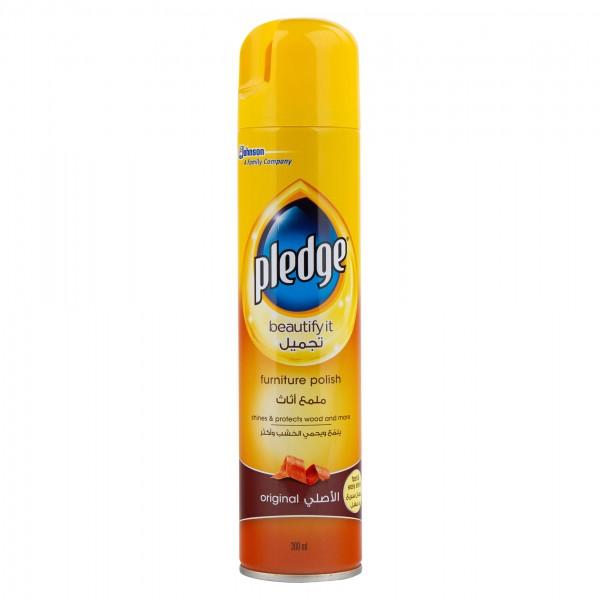 Pledge Natural Spray 300ml