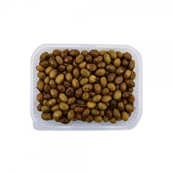 Green Olives Extra In Oil