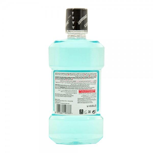 Listerine Advanced Tartar Control Mouthwash 500ml