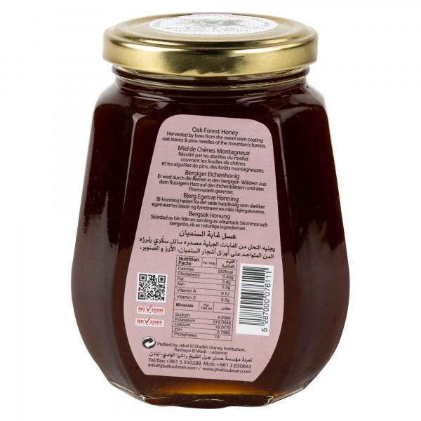 Jabal El Sheikh Natural Honey - Oak Forest 500G