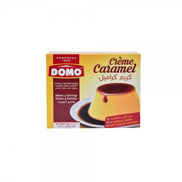Domo Crème Caramel 80G