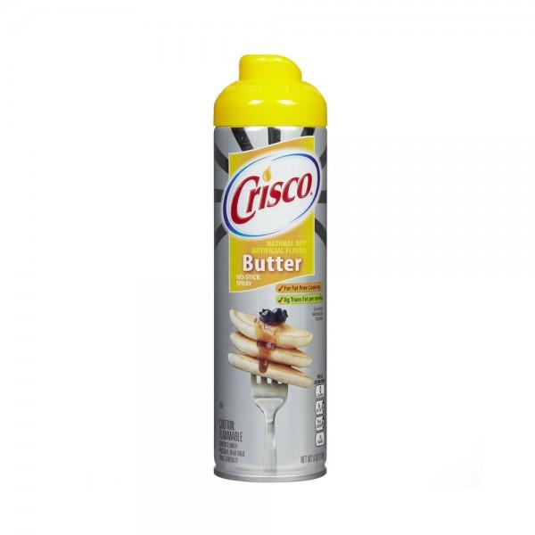 CRISCO BUTTER COOKING SPRAY