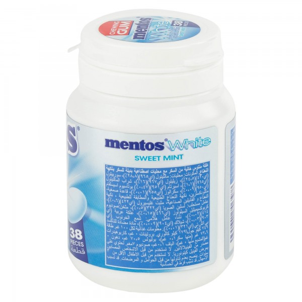Mentos Berry Mix Chewy Dragees Pouch Bag