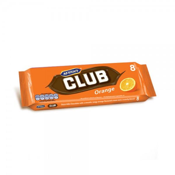 CHOCO CLUB ORANGE