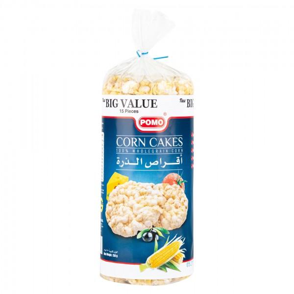 Pomo Gluten Free Corn Cake 15 Pieces 150G