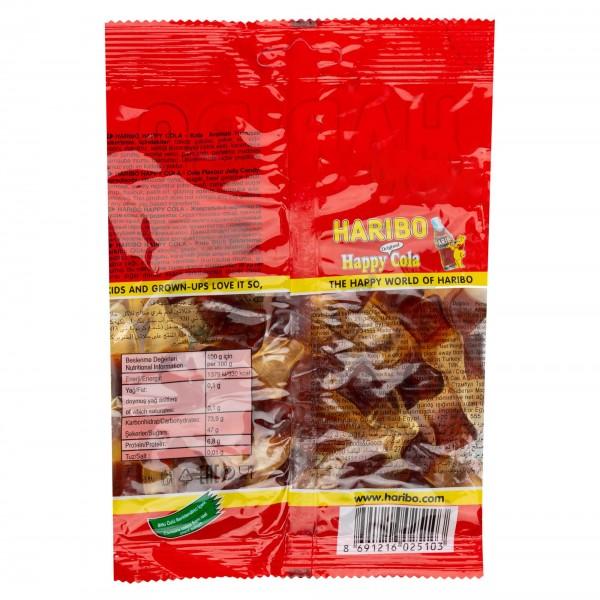 Haribo Happy Cola Gummi Candy 160G