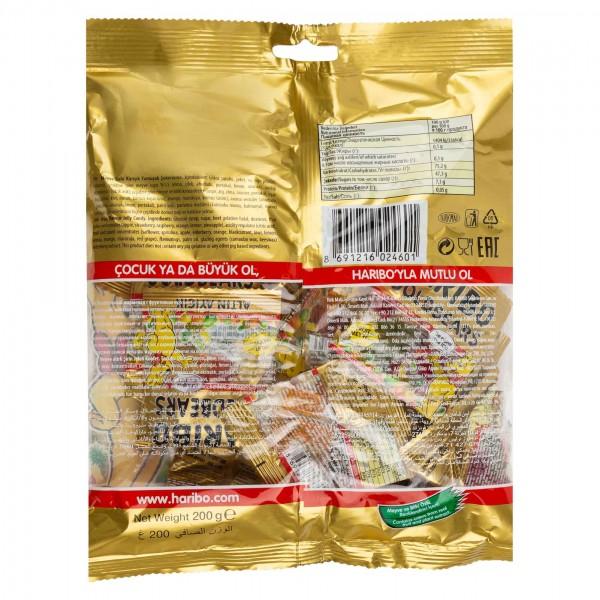 Haribo Goldbears Gummi Candy Maxi Bag 250G