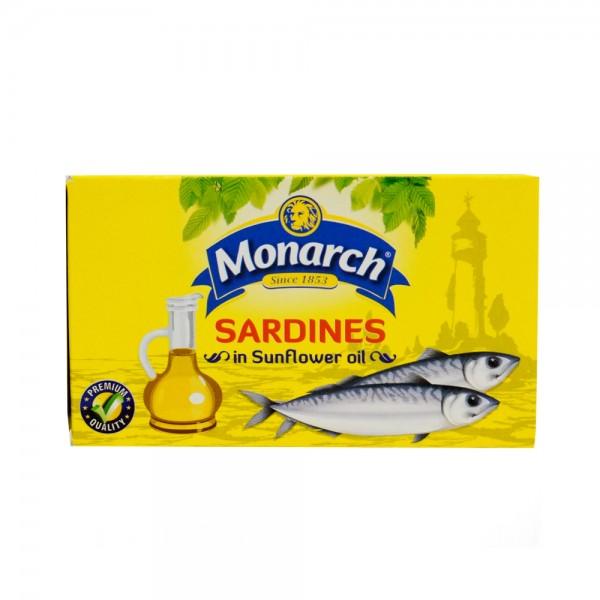Monarch Sardines in Oil
