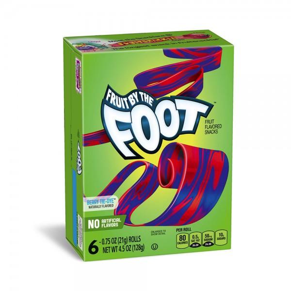 Betty Crocker Fruit By The Foot, Berry Tie-Dye 4.5oz