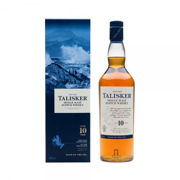 Single Malt Scotch Whisky Talisker 10 Years 75 CL