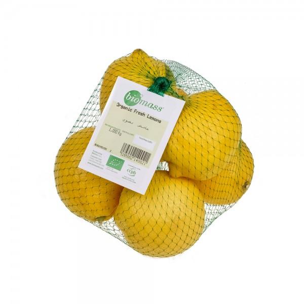 Biomass Lemon