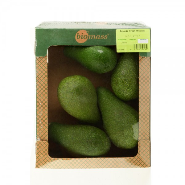 Biomass Avocado per Kg