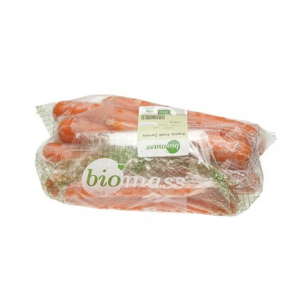 Biomass Carrots