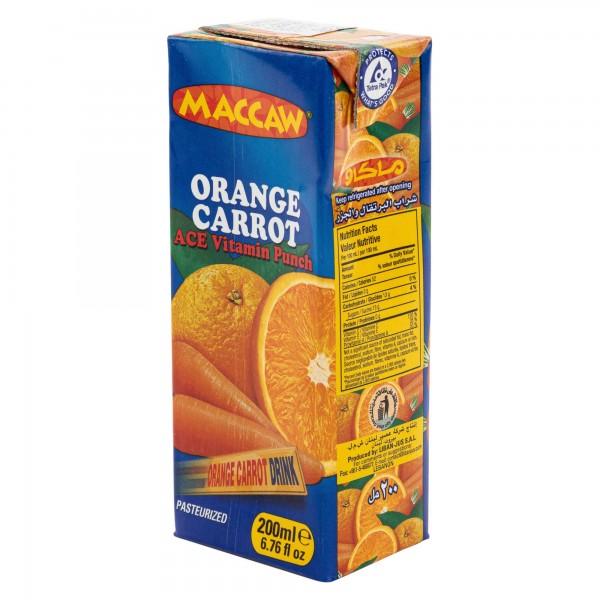 Maccaw Orange Carrot