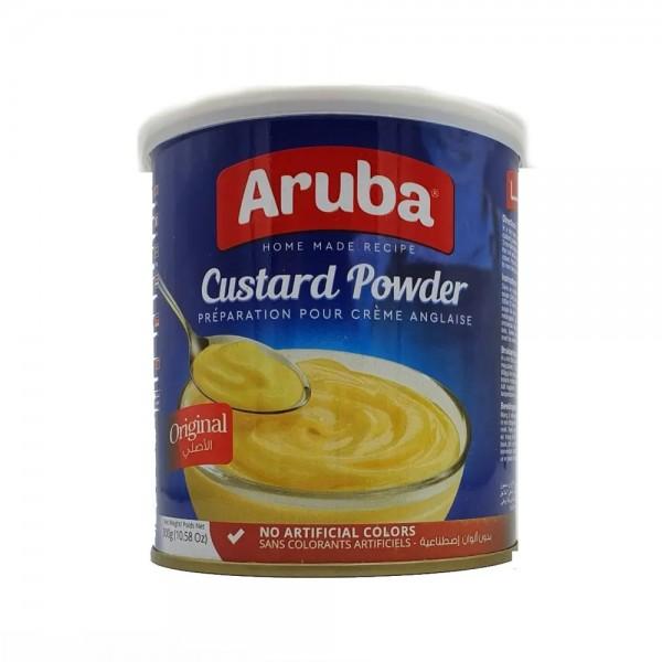 Aruba Custard Vanilla Tin