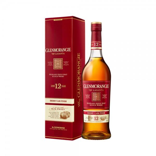 Glenmoran Lasanta Malt Whisky - 750Ml