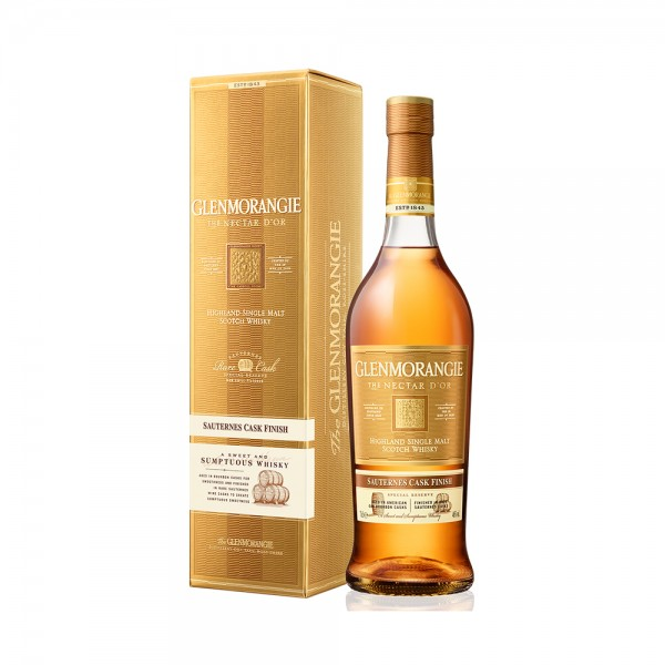 Whisky Glenmorangie Nectar D'Or 12 Years 70cl